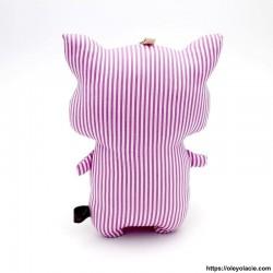 Peluche cochon jaune - 8