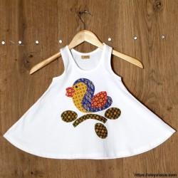Robe/ tunique patchwork - Oley Ola cie ®