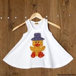 Robe/ tunique patchwork - 5 - Robes - Robes - tuniques patchwork - vêtement enfant - Oley Ola cie® -