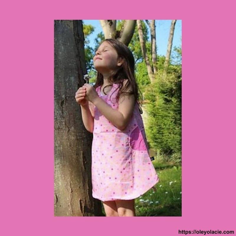 Robes trapèze - 5 - Robes - Robes trapèze - vêtement enfant - Oley Ola cie® -
