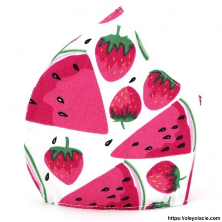 Masque alternatif fruits adulte - Oley Ola cie ®
