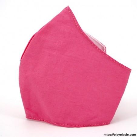 copy of Masque alternatif pois 6 - 10 ans - 3 - Masques alternatifs - Masques alternatifs en tissu pois 6 - 10 ans - Oley Ola ci