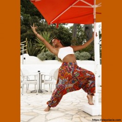 Sarouel femme Bollywood - Oley Ola cie ®