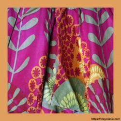 Sarouel bébé sunshine ❤️ - 6 - Sarouel - Sarouel Bébé 6 -18 mois - Oley Ola cie® - Voile de coton imprimé sunshine -