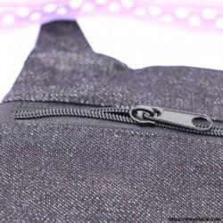 besace hibou coloris violet - 8 - Besaces hibou - Besace hibou coloris violet - Oley Ola cie ® -