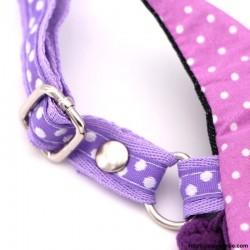 besace hibou coloris violet - 9 - Besaces hibou - Besace hibou coloris violet - Oley Ola cie ® -