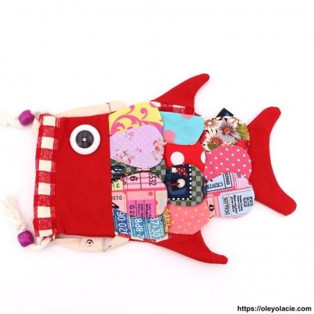 Pochettes poisson - Oley Ola cie ®
