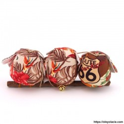 3 hiboux taille M coloris marron - Oley Ola cie ®