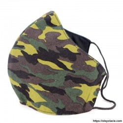 Masque alternatif militaire adulte