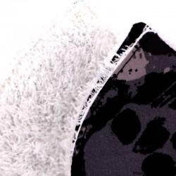 Lingettes lavables à l'unité ☀️ motif skull - Oley Ola cie ®