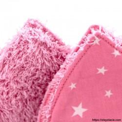 Lingettes lavables à l'unité ☀️ motif étoiles - Oley Ola cie ®