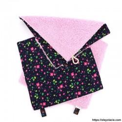 Essuie-tout lavable pack de 3 motif floral - Oley Ola cie ®