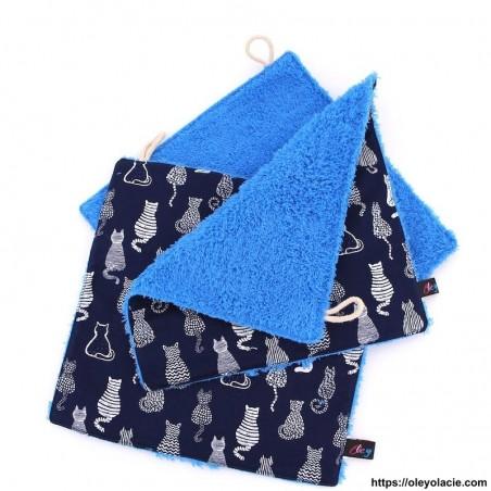 Essuie-tout lavable pack de 3 motif animaux - Oley Ola cie ®