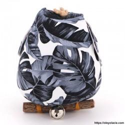 Hibou solo taille L coloris noir - Oley Ola cie ®