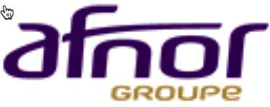 [Logo de l'AFNOR]